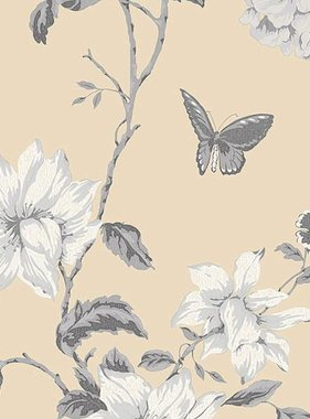 Norwall Wallcoverings English Florals G34305
