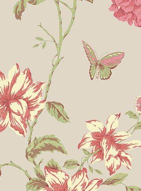 Norwall Wallcoverings English Florals G34306