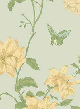 Norwall Wallcoverings English Florals G34307
