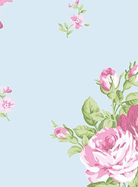 Norwall Wallcoverings English Florals G34314