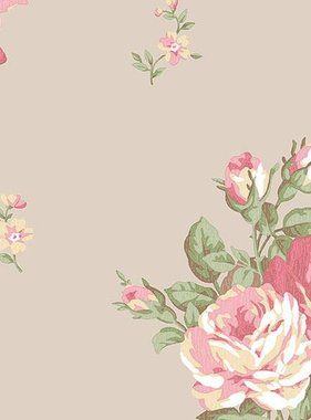 Norwall Wallcoverings English Florals G34317