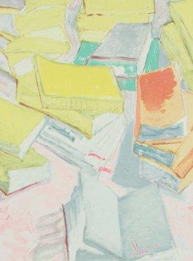 BN Wallcoverings behang Van Gogh 17190