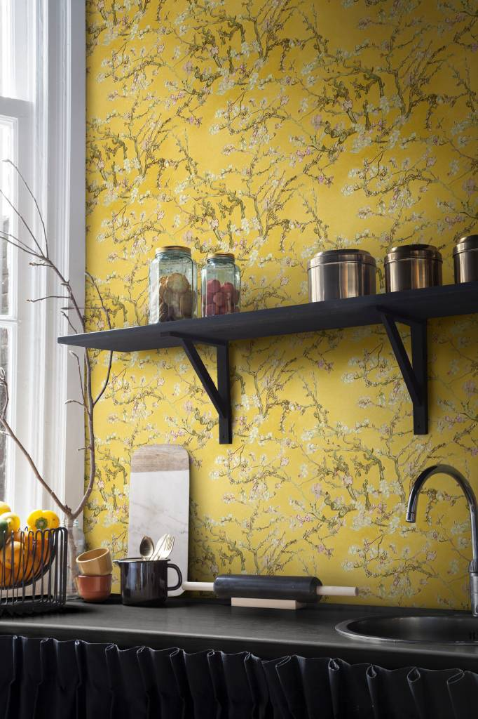 BN Wallcoverings BN Wallcoverings behang Van Gogh 17140