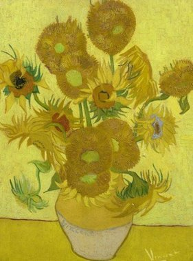BN Wallcoverings fotobehang Van Gogh 30542