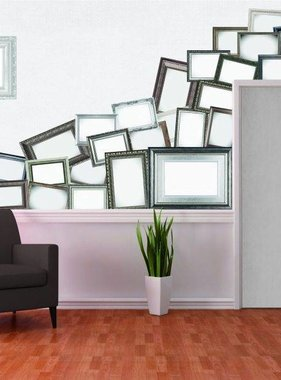 1Wall fotobehang Creative Collage Frames