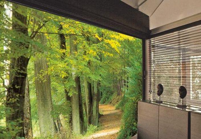 Fotobehang natuur bij Behangtotaal.nl