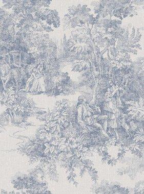 BorasTapeter behang A Vintage Book 1665
