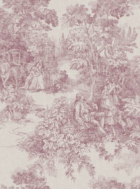 BorasTapeter behang A Vintage Book 1664