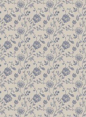 Soleil Blue behang Lina WT1003-050