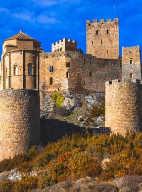 AS Creation fotobehang Medieval Castle 4706114