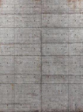 Komar fotobehang Concrete Blocks 8-938