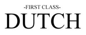 Dutch First Class
