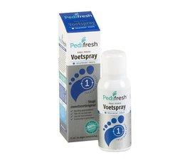 Pedifresh voor zweetvoeten 1 - stops smell of sweaty feet instantly NOT GOOD - MONEY BACK