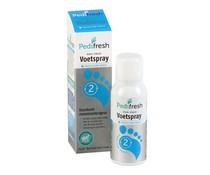 Pedifresh voor zweetvoeten 2 - verhindert, dass der Geruch von verschwitzten NICHT GUT - GELD-ZURÜCK-