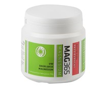 MAG365 Magnesium in poedervorm fruits de la passion saveur + citrique