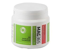 MAG365 Magnesium in poedervorm Passionsfrucht-Aroma + Zitronensäure