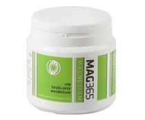 MAG365 Magnesium in poedervorm Natürliches Aroma + extra Zitronensäure