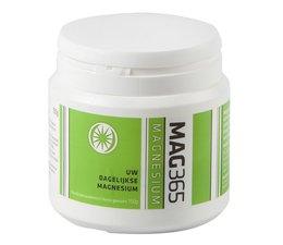 MAG365 Magnesium in poedervorm smaak naturel + extra citroenzuur