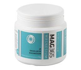 MAG365 Magnesium in poedervorm plus calcium + citrique supplémentaire