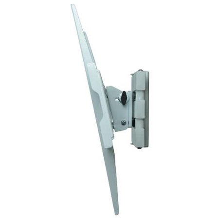 DQ Wall-Support Rhodos 600 White TV Beugel