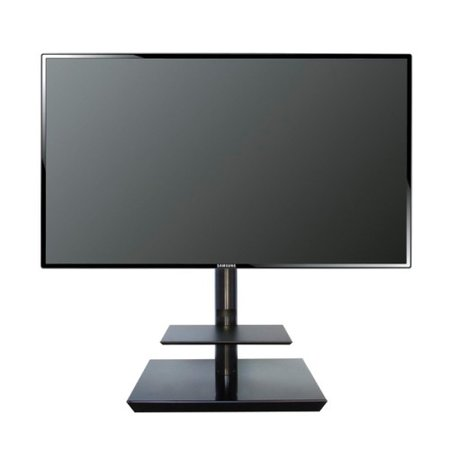 LC Design Maxi Planet Black Verrijdbare TV Standaard