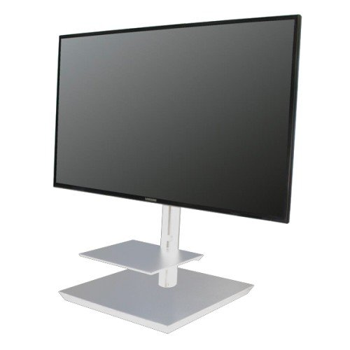 LC Design Maxi Planet White Verrijdbare TV Standaard