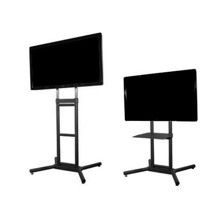DQ Wall-Support Verrijdbare TV Standaard