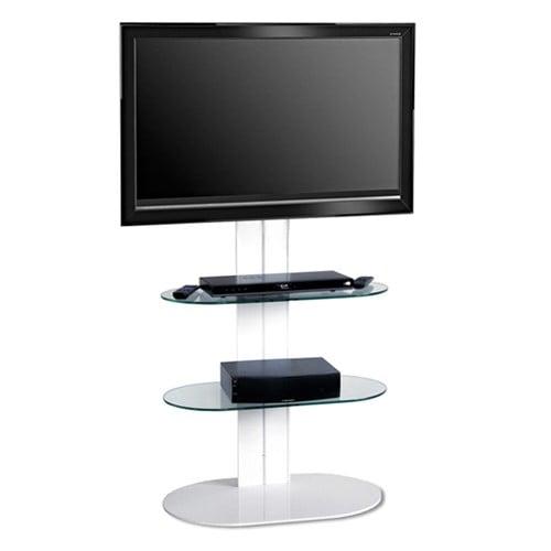 LC Design Totem 1500 Base Wit TV Standaard