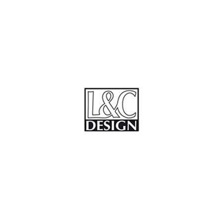 LC Design Totem 1500 Base Zwart TV Standaard