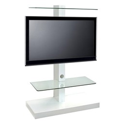LC Design Jolly Tower 2 Wit TV Standaard