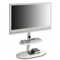 Screen Tower Wit TV Standaard