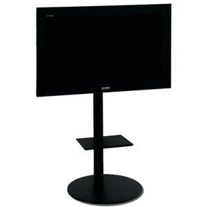 LC Design Pedestal 1 Zwart TV Standaard