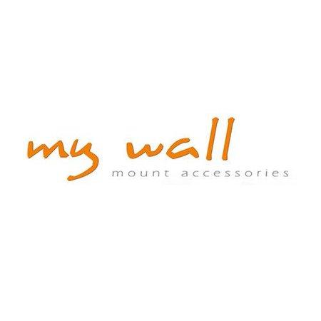 MyWall HP100 Verrijdbare TV Vloerstandaard Zwart