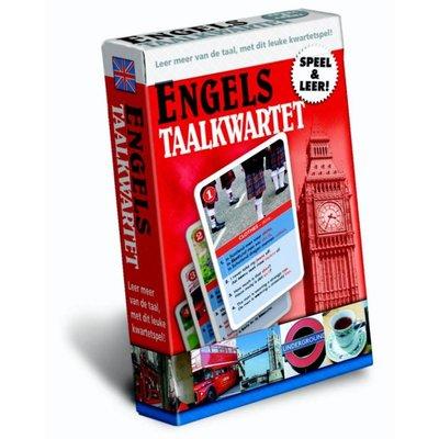Scala taalkwartet Engels, leer Engelse zinnen!