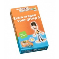 Noordhoff Grote Basisschool spel, uitbreidingsvragenset Groep 5