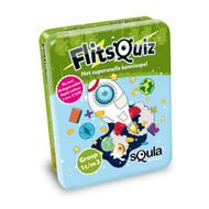 SQula FlitsQuiz, groep 1 t/m 3, het supersnelle kennisspel