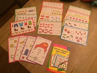 16 kaarten