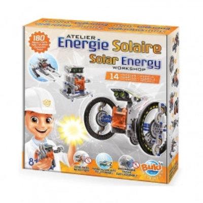 Buki Experimenten met Zonne-energie 14 in 1