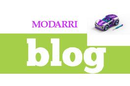 Modarri zijn duurzame en functionele speelgoedauto`s...nu extra scherp afgeprijsd..!!