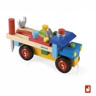 Janod Trekfiguur, Vrachtwagen met accessoires