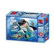 Prime 3D 3D Puzzel, Oceaan Selfie, 48 stuks