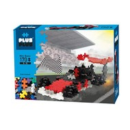 Plus-Plus Mini Basic - Racewagen 170 stuks