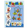 PlayMais Knutselboek met voorbeeldkaarten (uitneembaar)