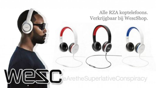 RZA Headphones