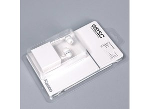 WeSC wesc-kazoo-in-ear-white