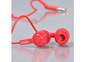 WeSC wesc-kazoo-in-ear-Red