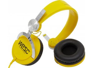 WeSC Bass Yellow