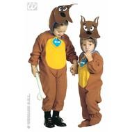 Karnevalskostüm Tieren: Kleiner Hund