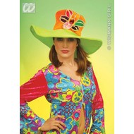 Kopfbedeckung Hippie-hut