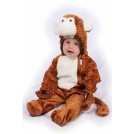 Karnevalskostüm Babys: Affe plüsche